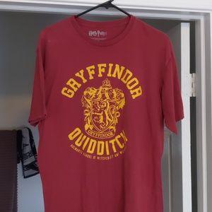 Gryffindor Quidditch Tee